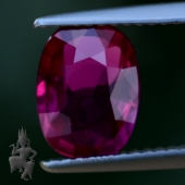 Untreated Ruby (Mozambique)